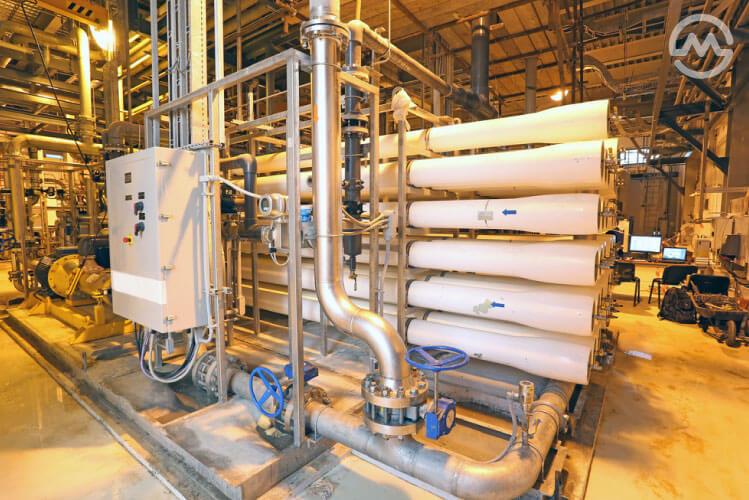 มาตรฐานน้ำใช้ในโรงงานอุตสาหกรรม
