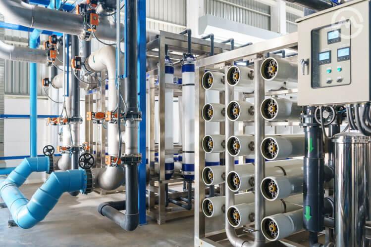 ระบบกรองน้ำอุตสาหกรรม