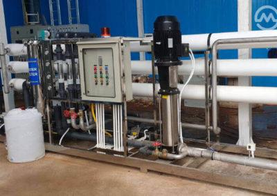 ระบบผลิตน้ำในโรงงานอุตสาหกรรม