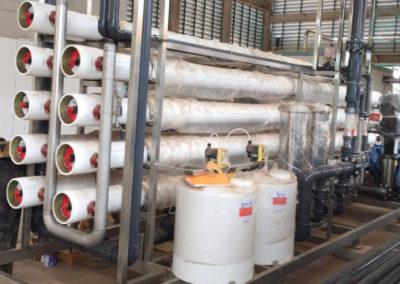 ระบบเครื่องกรองน้ำอุตสาหกรรม RO