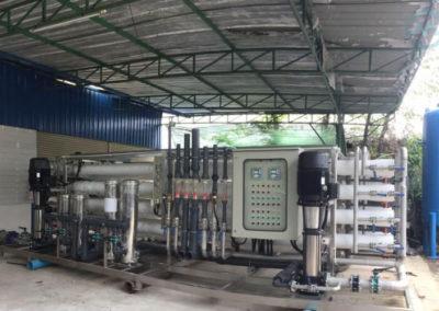เครื่องกรองน้ำอุตสาหกรรม ro
